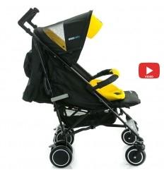 Детская прогулочная коляска Babyhit Picnic Blue-Grey