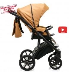 Детская прогулочная коляска Babyhit Picnic Red-Grey