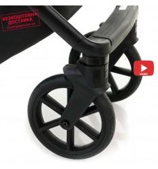 Детская прогулочная коляска Babyhit Rainbow D200 Beige-Yellow