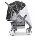 Детская коляска 2 в 1 Mikrus Comodo 19 Cappuccino