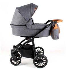 Детская прогулочная коляска Mima Zigi Charcoal