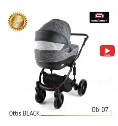Детская коляска 2 в 1 Mima Xari Yellow Limited Edition