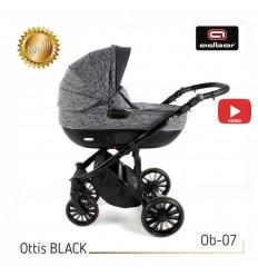 Детская прогулочная коляска BabySing I-Go Diffily Blue