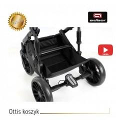 Детская прогулочная коляска BabySing I-Go Grey