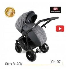 Детская прогулочная коляска BabySing I-Go Love Pink