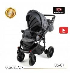 Автокресло детское BabySing M3 Grey, 9-36 кг