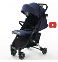 Детская коляска 3 в 1 Verdi Sonic Plus 05 бежевая с черным