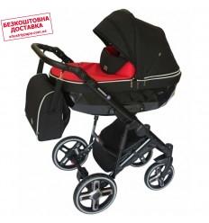 Детская коляска 3 в 1 Verdi Sonic Plus 15 серая