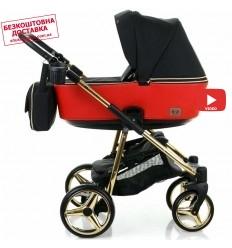 Детская прогулочная коляска Quinny Moodd Black Irony