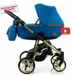 Детская прогулочная коляска Quinny Moodd Midnight Blue
