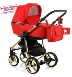 Детская коляска 2 в 1 Euro-Cart Delta Anthracite