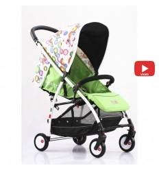 Детская коляска 2 в 1 Bexa Fresh Lite FL18