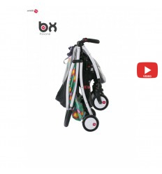Сумка для коляски EasyGo Soul Anthracite