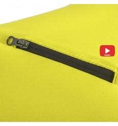 Конверт-плед Добрый Сон Minki 80х100см желтый