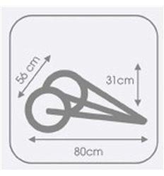 Трехколесный велосипед Alexis SW-J-23