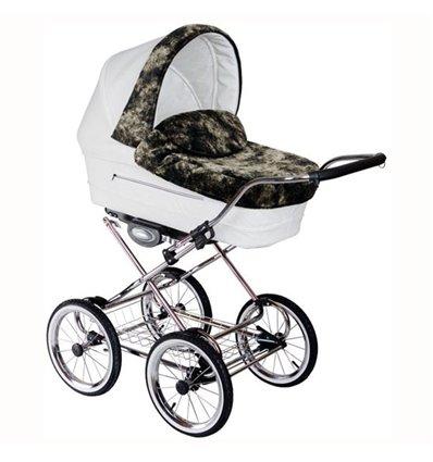 Детская коляска 2 в 1 Lonex Classic Ecco E-35 Zimn