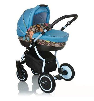 Детская коляска 2 в 1 Lonex Speedy Verts Light L-12