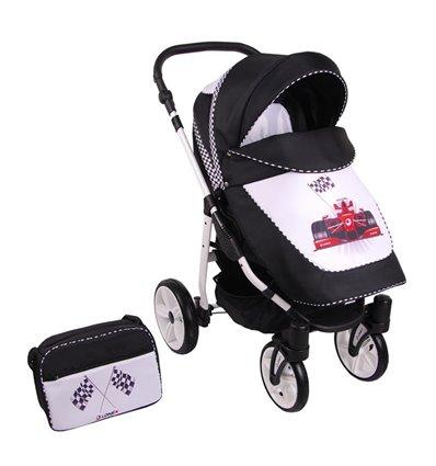 Детская прогулочная коляска Lonex Sport New SPN-02