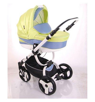 Детская коляска 2 в 1 Lonex Sanremo SAN-12