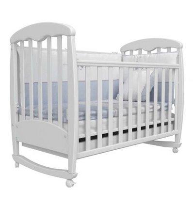 Кроватка Верес Соня ЛД1, Цвет-белый