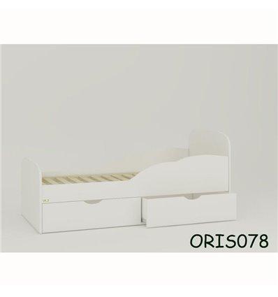 Подростковая кроватка Oris Selena белый