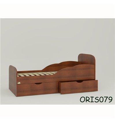 Подростковая кроватка Oris Selena орех