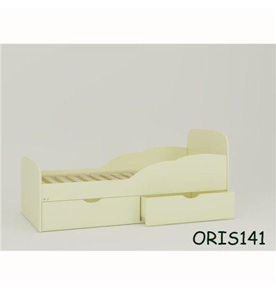 Подростковая кроватка Oris Selena ваниль