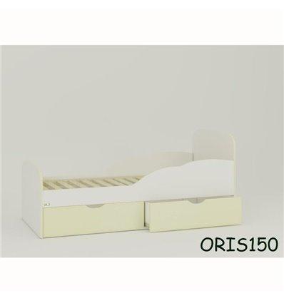 Подростковая кроватка Oris Selena ваниль 2