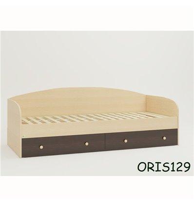 Подростковая кроватка Oris Nika комбинированный венге