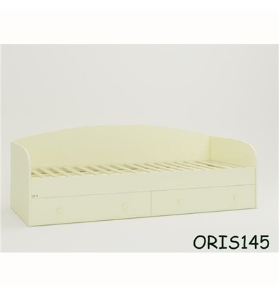 Подростковая кроватка Oris Nika ваниль
