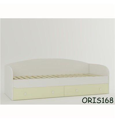 Подростковая кроватка Oris Nika ваниль 2