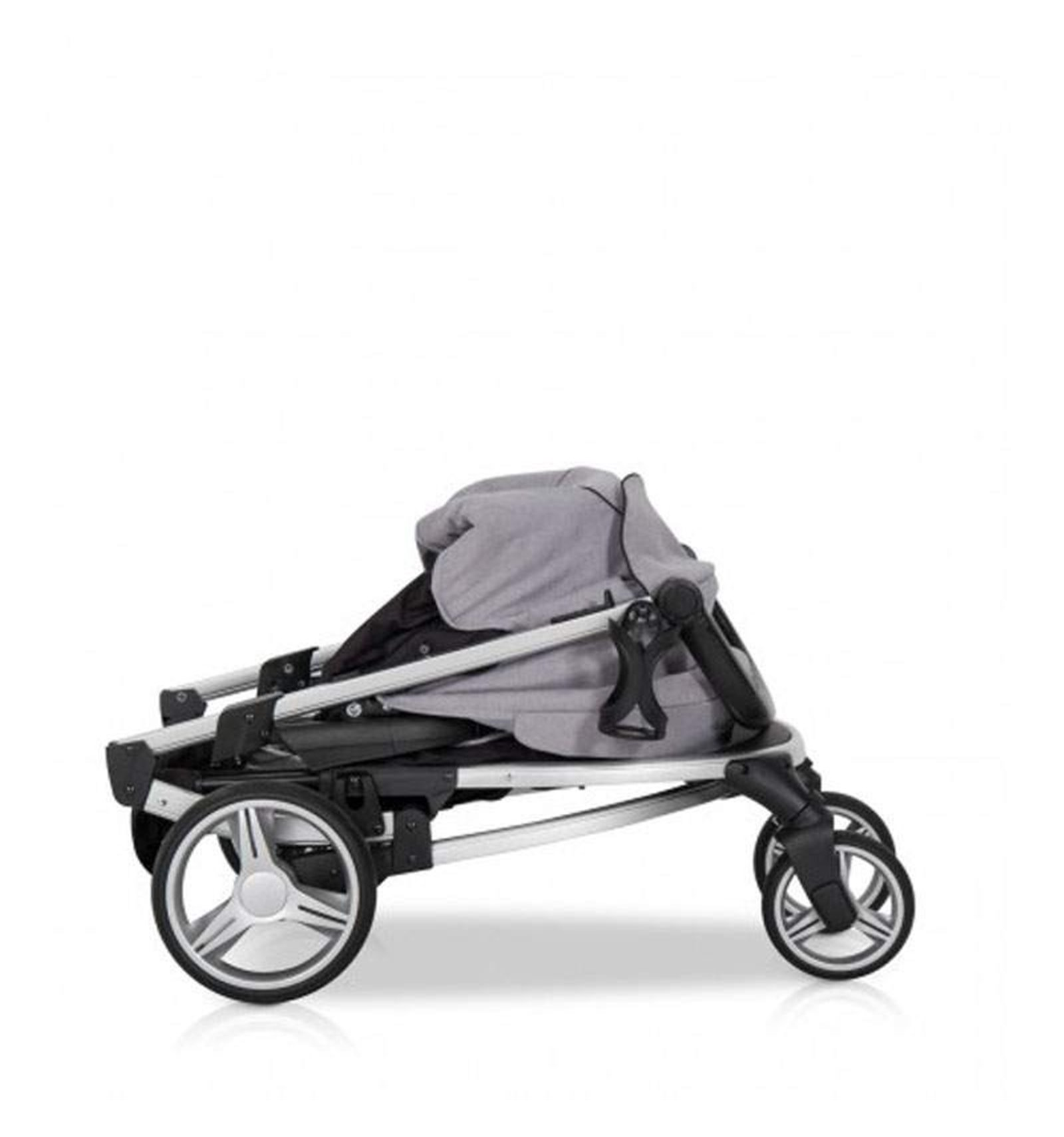 ... Детская прогулочная коляска EasyGo Virage Ecco Grey Fox cf07ce2e47bce
