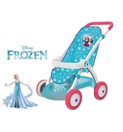 Коляска для куклы Smoby Frozen 254045