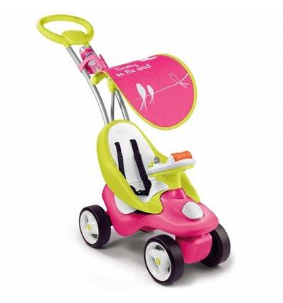 Машинка-каталка Smoby Bubble Go Pink 720102