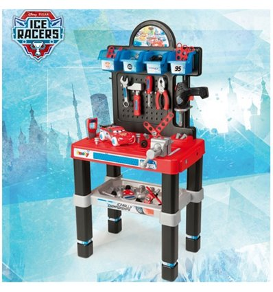 Мастерская Smoby Cars Ice Bricolo 360500