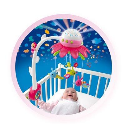 Мобиль на кроватку Smoby Cotoons 211374R