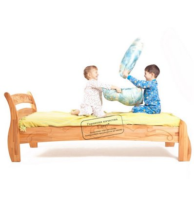 Кровать Буковка 07
