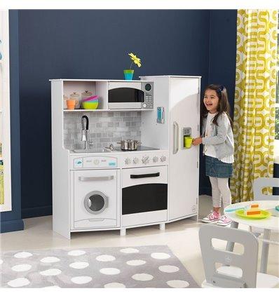 Детская кухня KidKraft Deluxe 53369