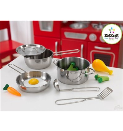 Набор посуды KidKraft 63186
