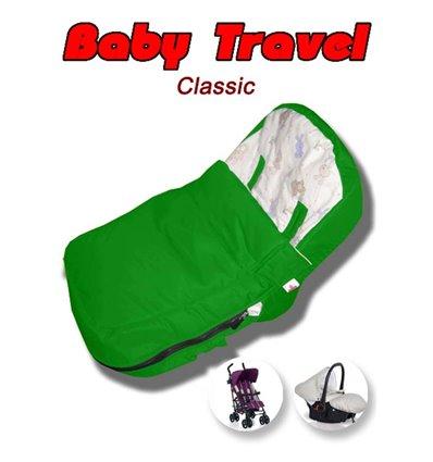 Конверт Ontario Baby Travel Classic Зеленый