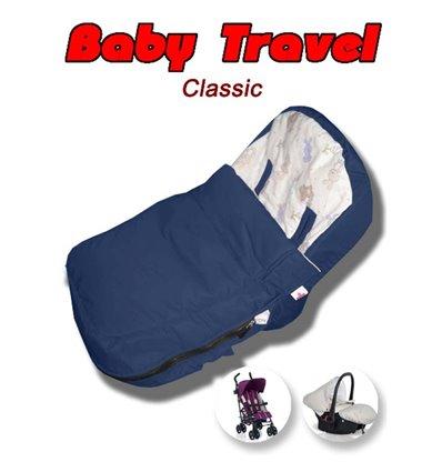 Конверт Ontario Baby Travel Classic Синій