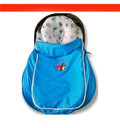 Конверт Ontario Baby Travel Premium Красный