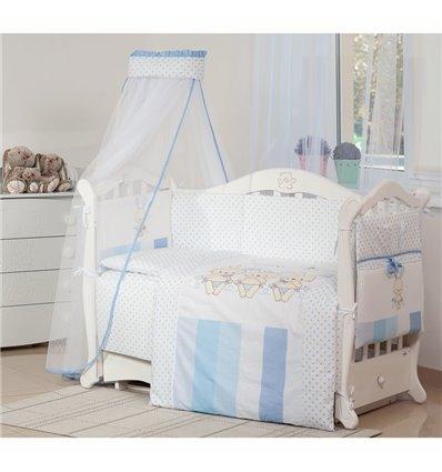 Детская постель Twins Dolce 8 элементов D-003 Friend Forever