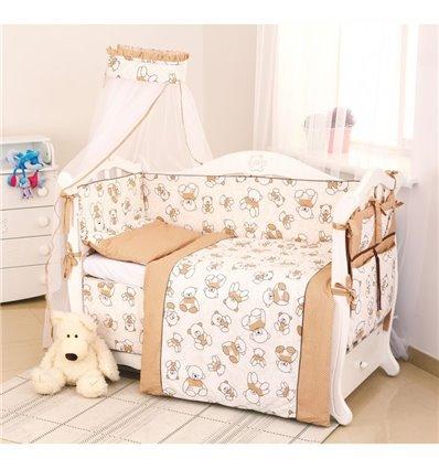 Детская постель Twins Dolce 8 элементов D-004 Bears