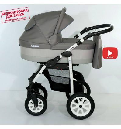 Детская коляска 2 в 1 Verdi Laser 01