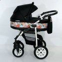 Детская коляска 2 в 1 Verdi Laser 05