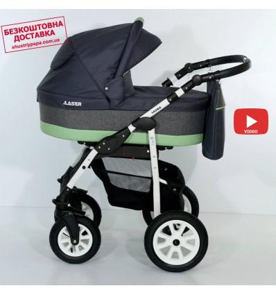 Детская коляска 2 в 1 Verdi Laser 06