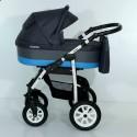Детская коляска 2 в 1 Verdi Laser 08