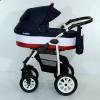 Дитяча коляска 2 в 1 Verdi Laser 09