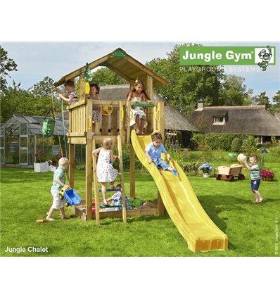 Игровой комплекс Jungle Chalet
